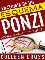 Anatomía de un esquema Ponzi