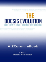 DOCSIS Evolution and How 3.1 Will Change Everything