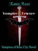 Vampire Beware
