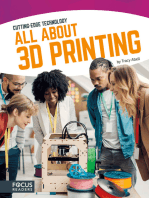 All About 3D Printing