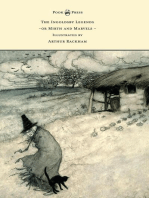 The Ingoldsby Legends or Mirth and Marvels - Illustrated by Arthur Rackham