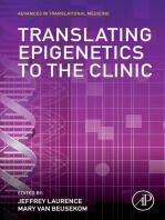 Translating Epigenetics to the Clinic