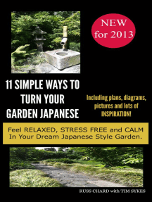 Read 11 Simple Ways To Japanese Garden Online By Russ Chard Books