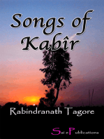 Songs of Kabîr