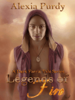Legends of Fire (A Dark Faerie Tale #7)