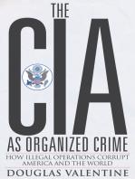 The CIA as Organized Crime