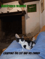 Grappino the Cat and his Owner