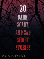 20 Dark, Scary and Sad Short Stories