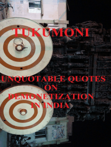 Unquotable Quotes on Demonetization in India