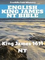 English King James NT Bible