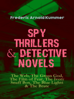 Spy Thrillers & Detective Novels