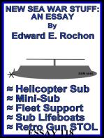 New Sea War Stuff