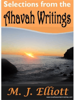 Selections from the Ahavah Writings