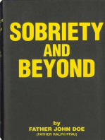 Sobriety and Beyond
