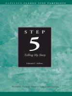 Step 5 AA Telling My Story