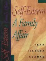 Self Esteem A Family Affair