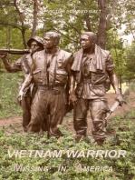 Vietnam Warrior Missing in America