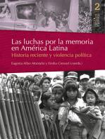 Las luchas por la memoria en América Latina
