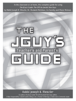 The JGuy's Teacher's and Parent's Guide