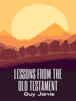 Lessons From The Old Testament