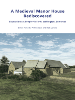 A Medieval Manor House Rediscovered