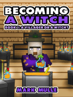 Becoming a Witch (Book 1)