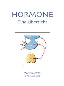 Hormone - eine Übersicht: Physiologie, Pathophysiologie und klinische Aspekte aller wichtigen menschlichen Hormone.