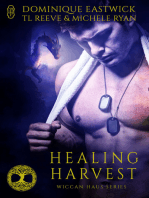Healing Harvest (A Wiccan Haus Anthology)