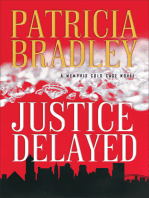 Justice Delayed (A Memphis Cold Case Novel Book #1)