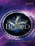 Voices of Blood (The Kinsman Chronicles)