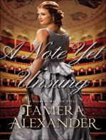 A Note Yet Unsung (A Belmont Mansion Novel Book #3)