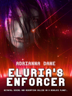 Eluria's Enforcer (Argadian Heart, Book 1)