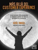 Más allá del Customer Experience
