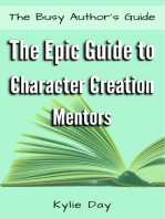 The Epic Guide to Character Creation