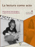 La lectura como acto