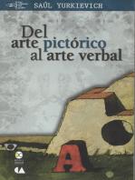 Del arte pictórico al arte verbal