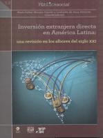 Inversión extranjera directa en América Latina