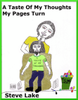 A Taste Of My Thoughts My Pages Turn Free download PDF and Read online