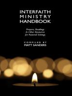 Interfaith Ministry Handbook