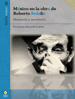 México en la obra de Roberto Bolaño