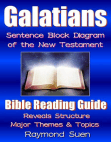 Galatians - Sentence Block Diagram Method of the New Testament: Bible Reading Guide, #9 Free download PDF and Read online