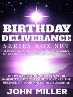 Birthday Deliverance Series Box Set