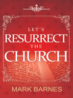 Let's Resurrect the Church