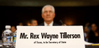 Rex Tillerson Says Climate Change Is Real, but …