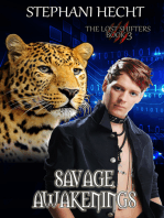 Savage Awakenings (Lost Shifters Book 3)