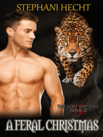 A Feral Christmas (Lost Shifters Book 2)