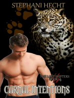 Carnal Intentions (Lost Shifters Book 4)