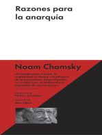 Razones para la anarquía