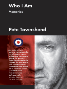 Who I am: Memorias de Pete Townshend