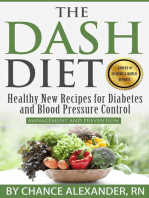 The Dash Diet Plan